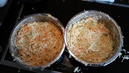 Coleslaw Zubereitung