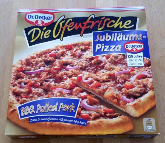 Pizza, knusprig und lecker. So sollte sie sein
